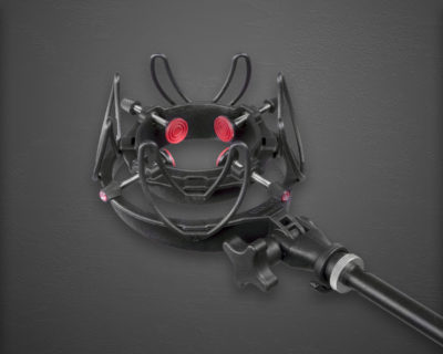 Rycote 44901 Invision USM Universal Studio Microphone Shock Mount
