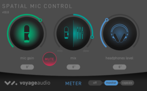 Spatial Mic Control App