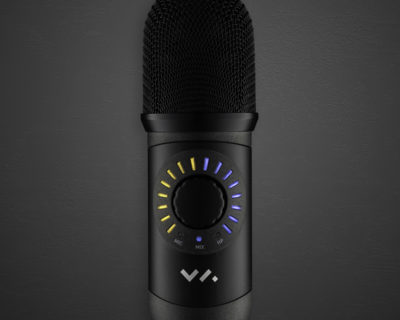 Spatial Mic Second Order Ambisonics Microphone