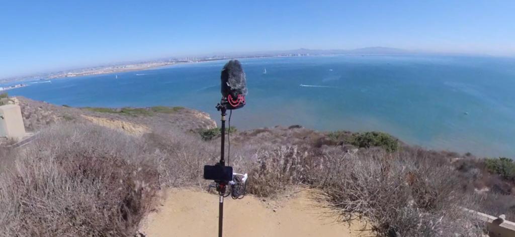 Field Recording Spatial Mic