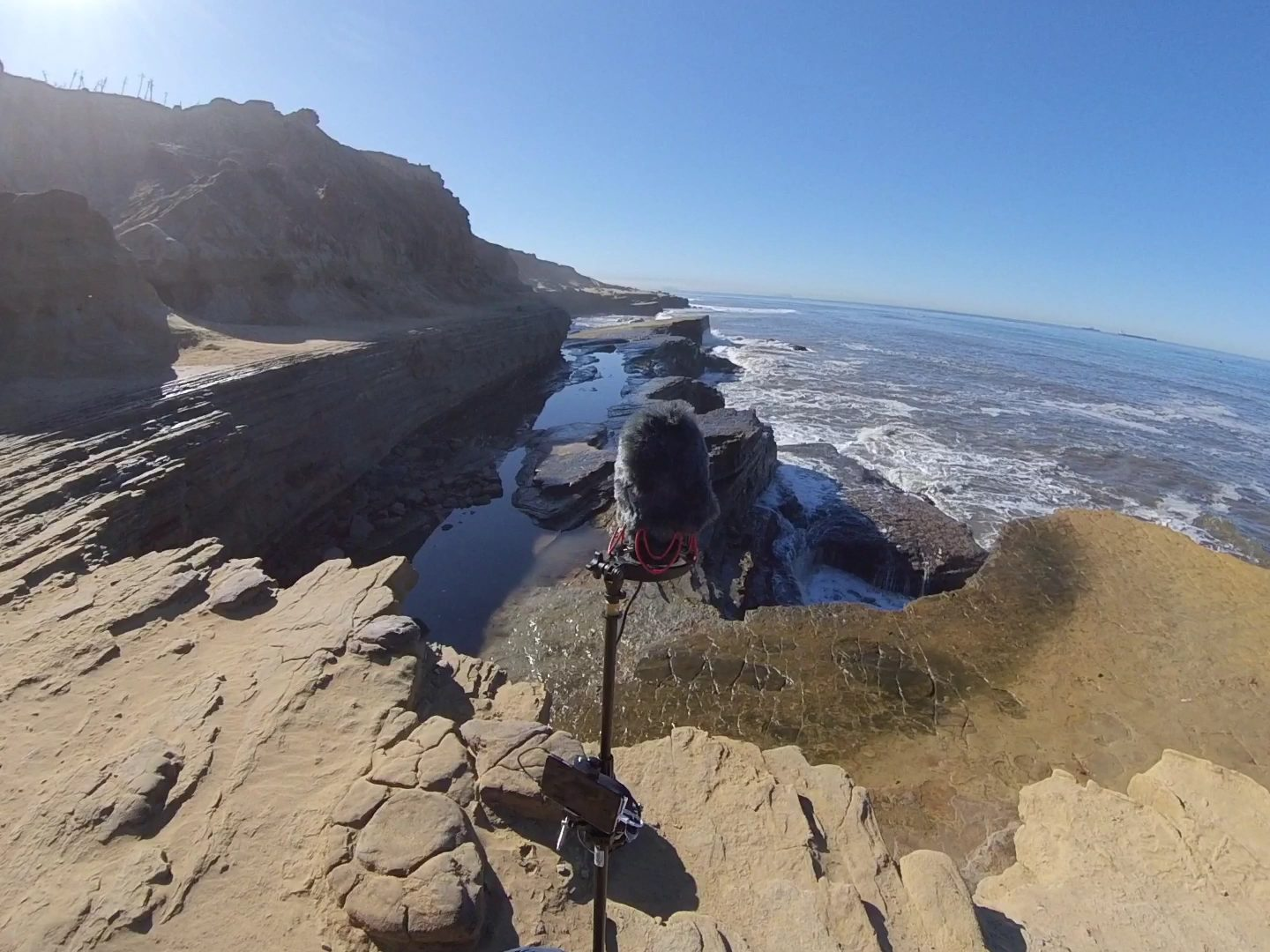 360 Field Recording With Spatial Mic