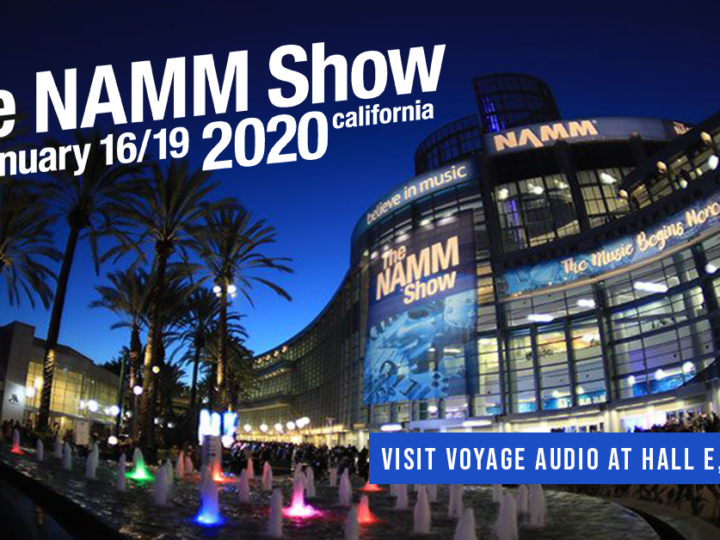 NAMM 2020 – Booth 2151