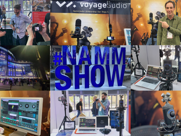 Spatial Mic Named Best Of NAMM 2020