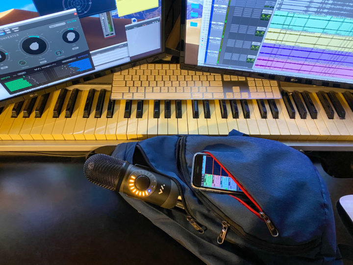 Recording Sound Effects With Spatial Mic: Q&A With Lenny Jones