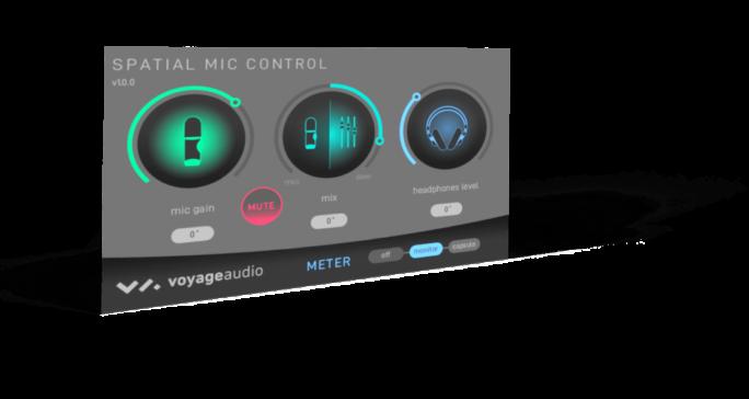 Spatial Mic Control 3D Solo