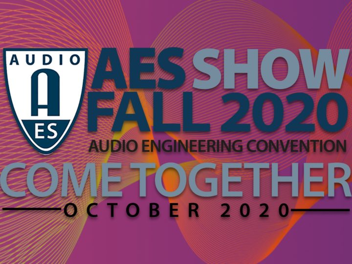 AES 2020 – Online & Free