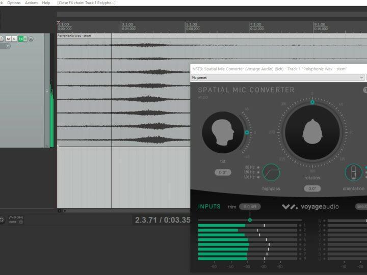 Creating Polyphonic Wav Files